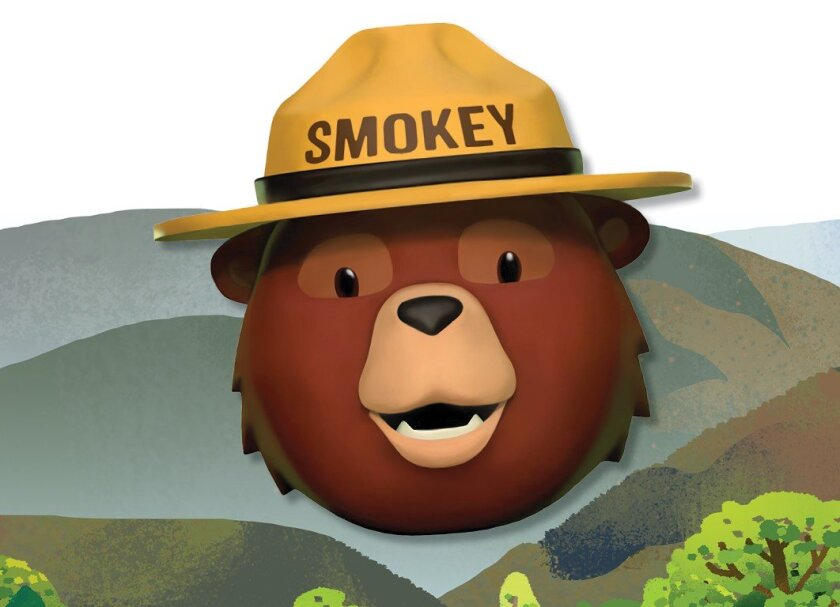 smokey the bear commercials
