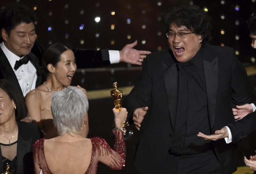 Parasite wins Oscars 2020